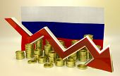������, ������: currency collapse Russian ruble