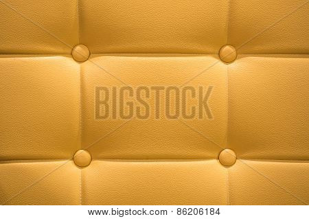 Leather Skin Sofa Material