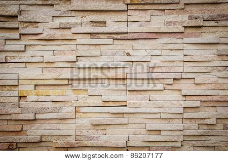 New Modern Stone Texture Wall