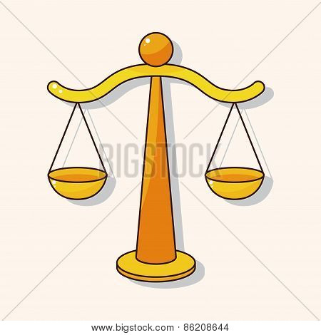Legal Balance Theme Elements
