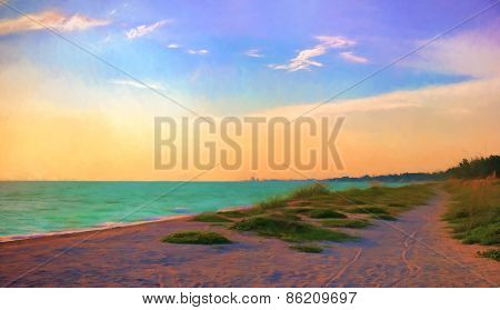 Turtle Beach - Siesta Key - Sarasota Florida