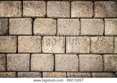 Old Brick Wall Texture.