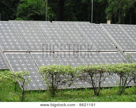 Solar Energy Plant