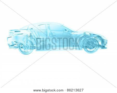 Abstract Car