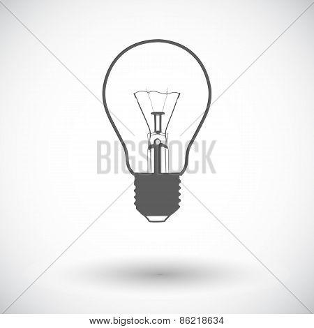Bulb icon.