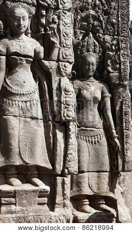 Angkor Wat, Detail