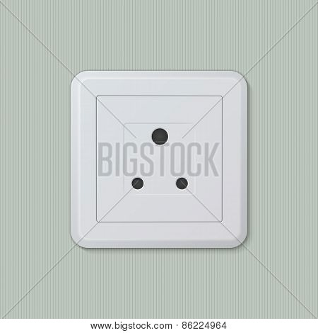 Indian Electric Socket 08