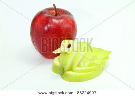 Swan apple