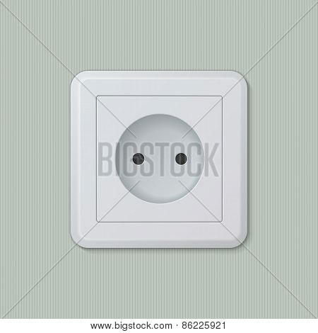 Europlug Electric Socket 07