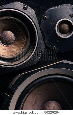 Old Speakers