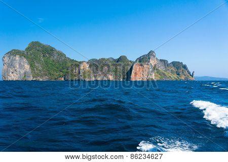 Heaven Horizon Idyllic Island