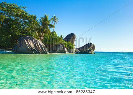 Seascape Beauty Scene