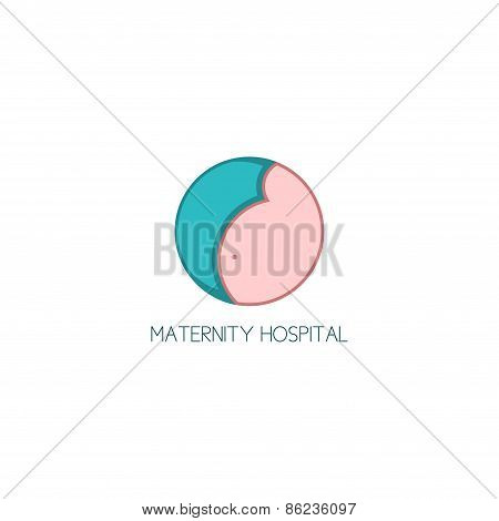 Logo Of Maternity Hospital