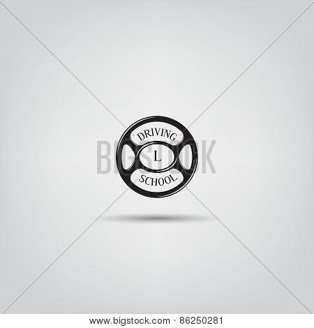Logo Of Driving School
