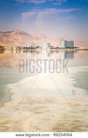 Tourist Complex On The Shores