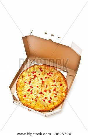 Boxed Pizza