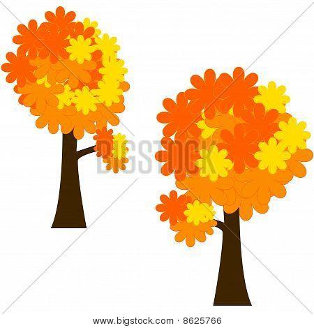 Red_tree_flowers