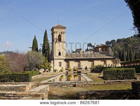 Parador De San Francisco, Alhambra