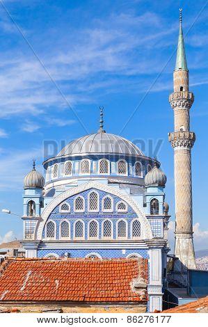 Fatih Camii (esrefpasa) Mosque In Izmir, Turkey