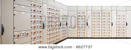 Motors Control Center