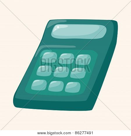 Calculator Theme Elements