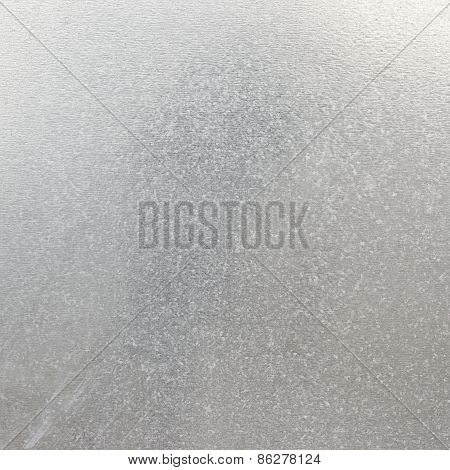 Metal zinc polished sheet cover