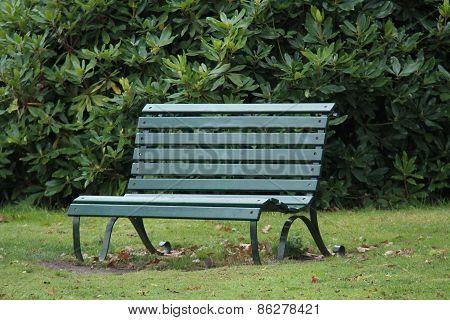 Garden Bench Seat.