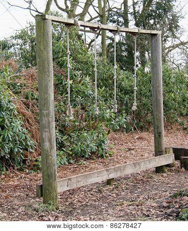 Woodland Playground.