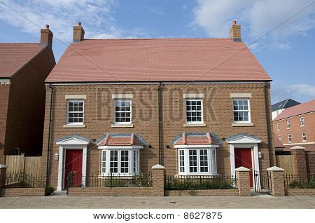 New homes , England