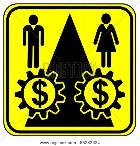 Equal Work Equal Payment in Dollar