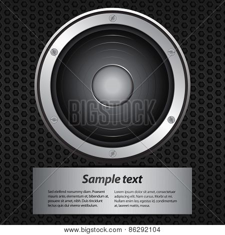 Invite With Speaker And Sample Text