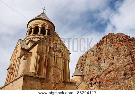 Surb Astvatsatsin (holy Mother Of God) Church In Noravank, Armenia
