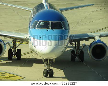 Estonian Airlines Aircraft