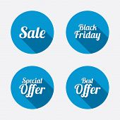 foto of friday  - Sale icons - JPG