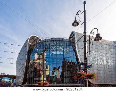 Galeria Katowicka mall