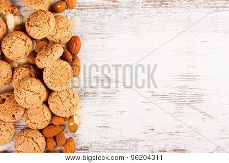 Cookies background