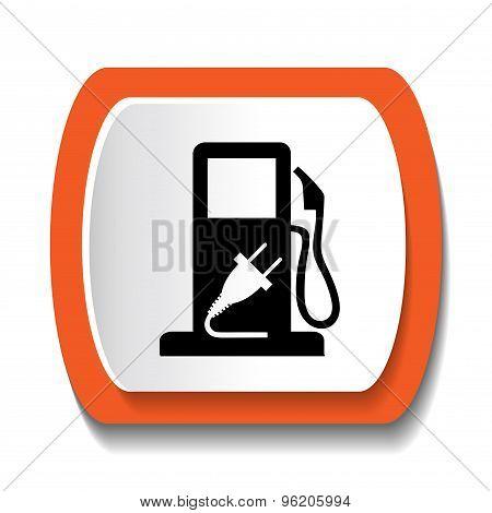 petrol web icon