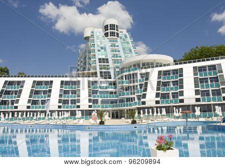 Saints Constantine And Helen, Bulgaria, Hotel Roubin