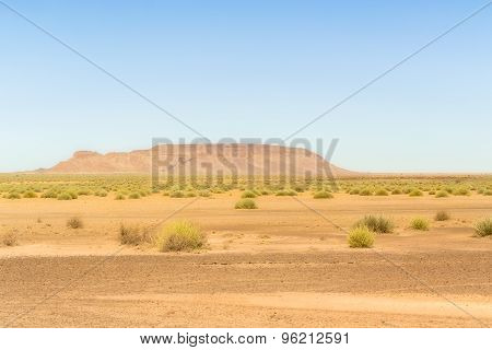 Desert Landscape In Southern Namibia