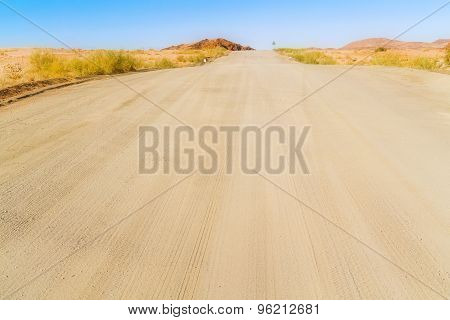 Roads In Namibia