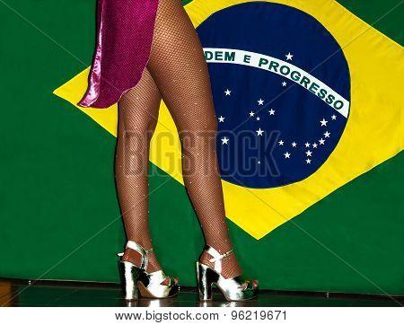 Brazilian sexy legs