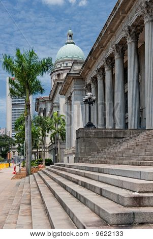 Old Supreme Court Building, Singapore