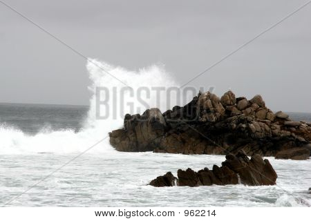 Big Sur Waves