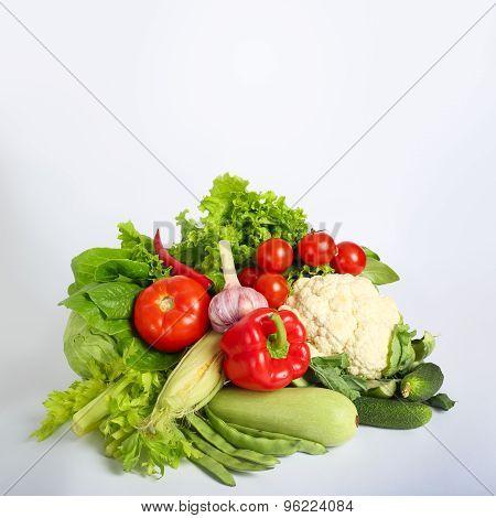 Vegetable Pile