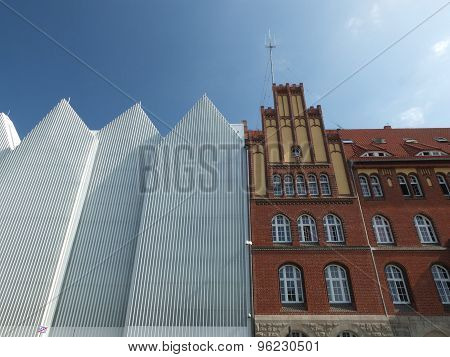 Philharmonic in Szczecin