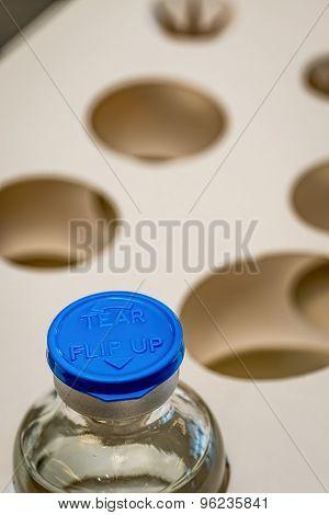 Vaccine bottle