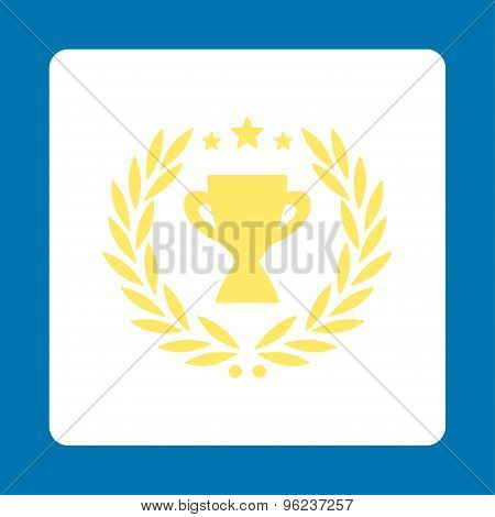 Glory icon from Award Buttons OverColor Set