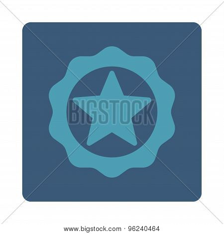 Award seal icon from Award Buttons OverColor Set