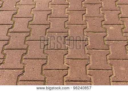 Paving Slabs Texture Stone