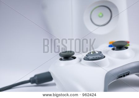 Console And Gamepad